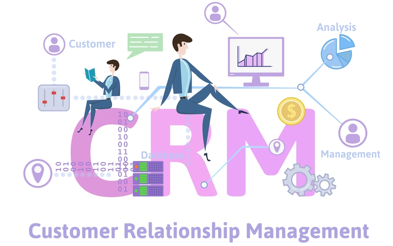 Application CRM